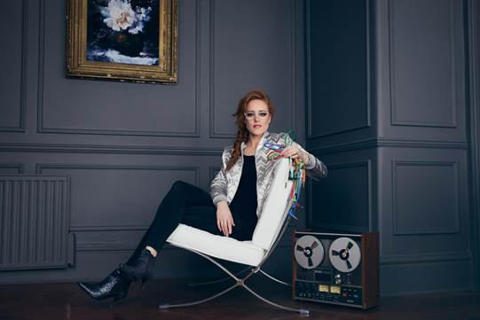 Hannah Peel streams 'Archid Orange Dwarf'